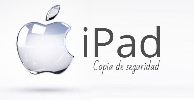 copia de seguridad iPad